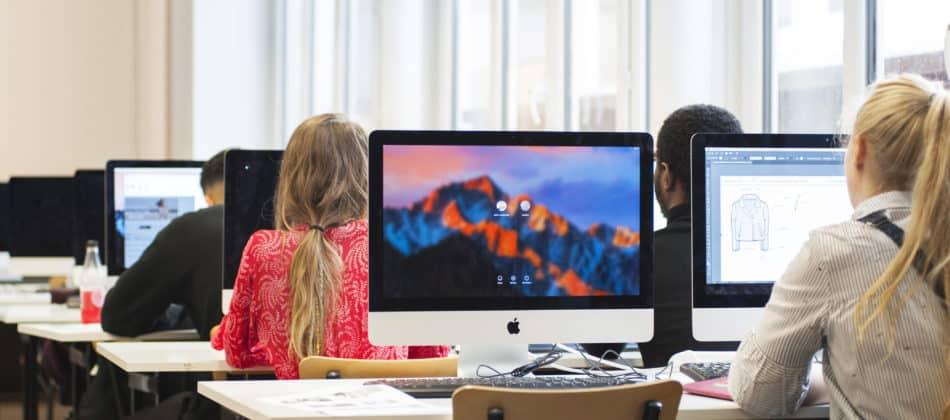 Cours de graphisme numérique à Studio Créa Paris