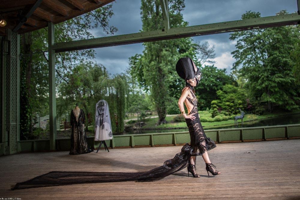 Défilé Studio Mode Paris, stylisme, modélisme et design textile