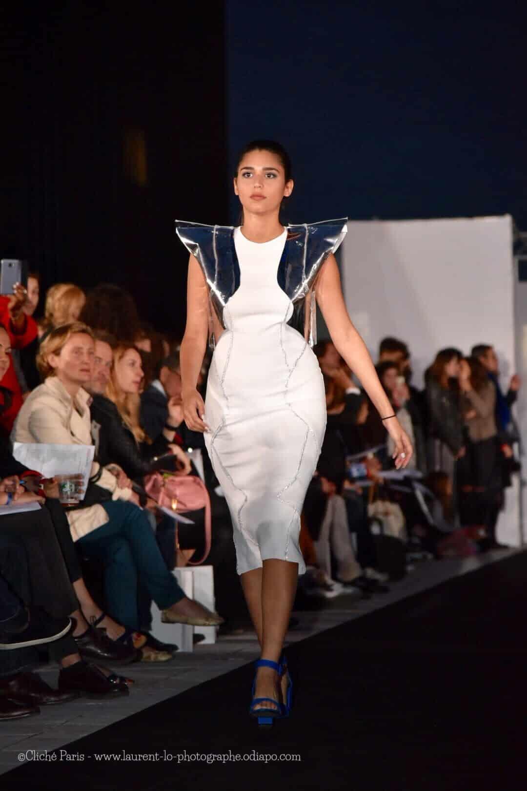 Défilé Studio Mode Paris, formation stylisme, modélisme et design textile