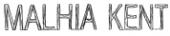 Logo Malhia Kent